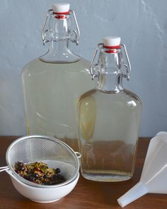 #DIY Gin Kit -- time to clean the bathtub?