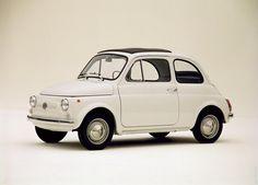 1961 Fiat 500....1957 had suicide doors