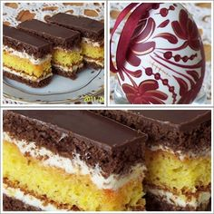 Hungarian Desserts, Hungarian Recipes, Sweets Recipes, Cake Recipes, Cooking Recipes, Sweet Cookies, Cake Cookies, Povitica Recipe, Croation Recipes