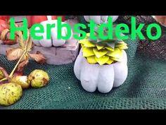 Beton Herbstdeko Kürbis ( Pumpkin ) - YouTube