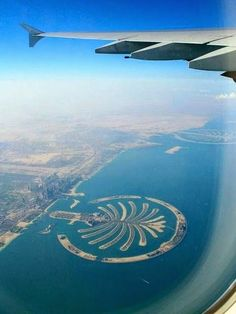 Dubai From Skies -