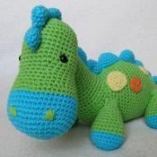 Dinosaur Dino - via @Craftsy