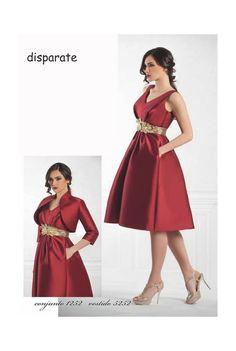 Modelos de vestidos cortos de invierno