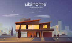 Ubihome on Behance