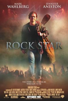 Rock Star film movie poster