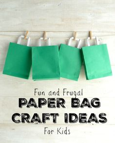 Fun and frugal paper