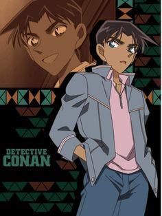 Hattori heiji detective Conan Conan Movie, Detektif Conan, Detective, Heiji Hattori, Dc World, Gosho Aoyama, Kaito Kid, Amuro Tooru, Magic Kaito