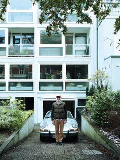 Hamburg : Sixties. Chez Fabian et Dorothee.