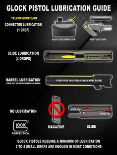 Understand the Glock trigger better and notice how much you progress using your Glock pistol! Understanding the Glock Trigger Glock Fire Machine, Glock Guns, Glock 42, Glock 10mm, Cool Guns, Guns And Ammo, Bushcraft, Firearms, Shotguns