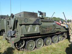 Army - FV106 Combat Vehicle Reconnaissance Tracked Samson