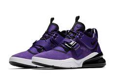 "Nike Air Force 270 QS ""Court Purple"" - EU Kicks: Sneaker Magazine"