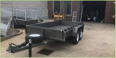 We have just finished another custom built Plant Trailer for a Queensland customer. He is hauling a small earth mover around and our 4,500GMV rating will easily carry that load. For more information visit at http://ubeauttrailers.com.au/new-custom-built-plant-trailer-going-to-qld and contact us 03-9708 2691, Mobile: 0417 057 129 U Beaut Trailers, 13 Rutherford Road, Seaford Vic. 3198, Australia