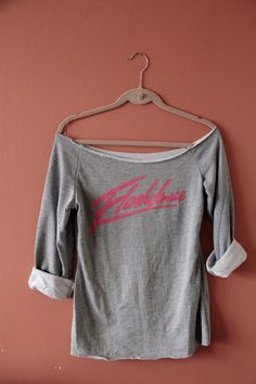 Perfect for wearing to the show when Flashdance the Musical comes to the Sacramento Community Center Theater February 4 - 9, 2014. http://www.californiamusicaltheatre.com/events/flashdance/