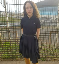 Fred Perry Girls 2852