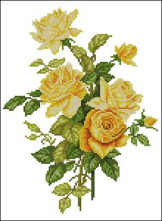 Cross Stitch Books, Cross Stitch Bird, Cross Stitch Flowers, Counted Cross Stitch Patterns, Cross Stitch Charts, Rose Embroidery, Cross Stitch Embroidery, Owl Quilt Pattern, Pony Bead Crafts