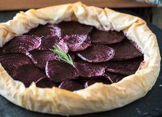 Tarta de remolacha rellena | #Receta de cocina | #Vegana - Vegetariana ecoagricultor.com
