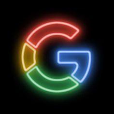 Iphone Wallpaper Logo, Neon Wallpaper, Iphone Wallpaper Tumblr Aesthetic, Logo Google, Google Icons, Icones Do Iphone, App Store Icon, Apple Icon, Ios App Icon