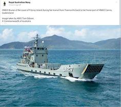 Royal Australian Navy, Cairns, Water Crafts, Brunei, Coast, Ships, War, Island, Running