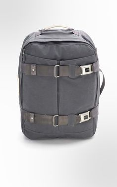 Qwstion 3-Day-Travelbag Washed Grey