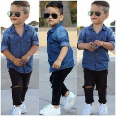 Baby fashion trends little girls new ideas Little Boy Outfits, Cute Teen Outfits, Little Boy Fashion, Teenage Girl Outfits, Kids Fashion Boy, Toddler Boy Outfits, Toddler Fashion, Trendy Fashion, Fashion Trends