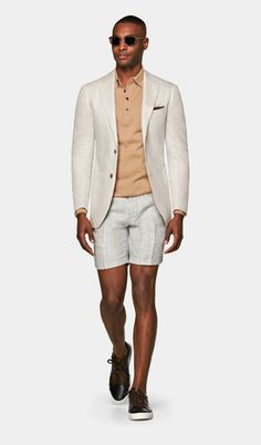 Suit Supply, Body Chart, Slim Fit Jackets, Fit 30, Mens Fashion Suits, Man Style, Havana, Cotton Linen, Casual Looks