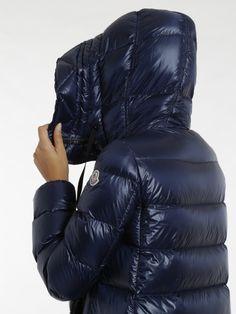 Moncler Suyen Long Down Coat, Snow Suit, Nylons, Puffer Jackets, Moncler, 8c5ab8e2037
