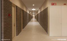 #arch #architecture #arquitetura #arq #construction #building #material #arquitectura #school #porto #Escola EB1/JI do Padrão, #Matosinhos   #Arquitecto Nuno Brandão #Costa » goo.gl/UpT9P #Tijolo Face à Vista Cinza #Douro (PT) goo.gl/vly0U #Klinker Brick Cinza Douro/#Grey Douro (EN) goo.gl/Hb68n #Ladrillo Caravista Cinza #Douro (ES) goo.gl/4fstR Klinker Face #Brique Cinza Douro (FR) goo.gl/Qlnp3