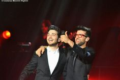 Gianluca and piero in frankfurt 6 / 14