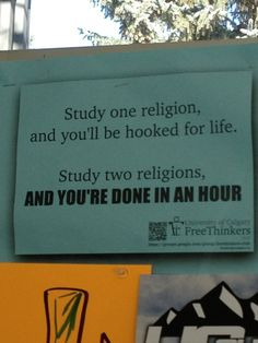 calgary freethinkers billboard