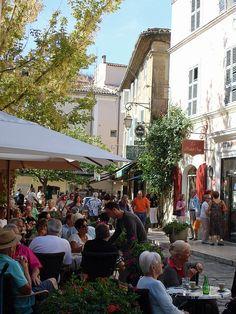 Lourmarin, Vaucluse, France