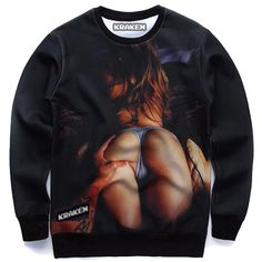 Relationship Goals - Booty Sweater | krakenclothingco