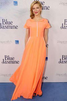 Cate Blanchett - best dressed