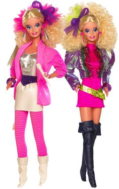 barbie & the rockers