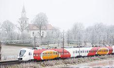 Alstom is to supply three more Coradia Nordic trains to Östgötatrafiken, in addition to their current fleet of 15.