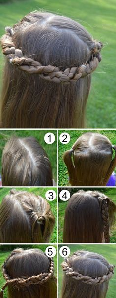 braid girl hairstyle: the best braids pigtails for little girls - Hairdressing. braid girl hairstyle: the best. Childrens Hairstyles, Trendy Hairstyles, Braided Hairstyles, Easy Little Girl Hairstyles, Little Girl Braids, Girls Braids, Braids For Kids, Pigtail Braids, Baby Girl Hair
