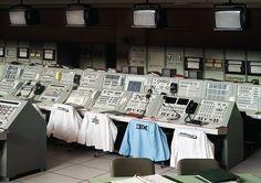 Vincent Fournier - Space Project - Apollo Control Room, John F. Kennedy Space Center [NASA], Florida, U.S.A., 2011.
