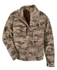RedHead 1856 Fleece Windproof Lined Camo Jacket for Men | Bass Pro Shops