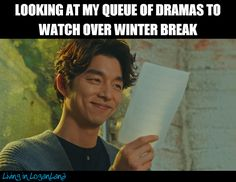So many amazing new dramas to watch! Which dramas will you be spending your winter break binging?  Watch the new episode of GOBLIN here->http://bit.ly/2hqkUJn?utm_campaign=coschedule&utm_source=pinterest&utm_medium=DramaFever