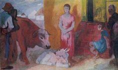 Vente de veau (1933)