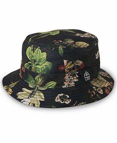 LRG Floral Print Bucket Hat Hat Men 8b50f5a9dc0