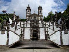 Braga Monuments of Portugal