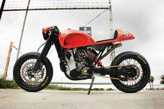 KTM 525 EXC by Roland Sands Design