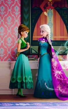 ImageFind images and videos about disney, frozen and elsa on We Heart It - the app to get lost in what you love. Princesa Disney Frozen, Disney Princess Frozen, Disney Princess Pictures, Cute Disney, Disney Art, Walt Disney, Frozen And Tangled, Frozen Elsa And Anna, Elsa Anna