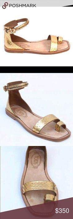 Girls Kids Sandals Shoes Fashion T-strap Metal Ankle High Zip Closure Gold Sanda