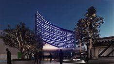 Hub Blue - Centro de Desenvolvimento de Startups Tecnológicos   O projeto visa a criação de um espaço colaborativo ao empreendedorismo e inovação. Articula os usos de serviço e cultura, uso público e privado.   #arquitetura #architecture #arquiteturaurbanismo #patrimonio #startup #coworking #lumion #sketchup