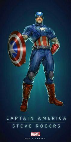 Captain America - Steve Rogers