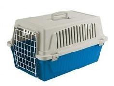 Ferplast Atlas 10 Küçük Köpek ve Kedi 48 x 30 x 32 cm. Hayvanları güvenle taşıyabilmek için kullanılan non-toksik yapılı plastik taşıyıcı.Mama ve su kabı takılabilecek özelliktedir.