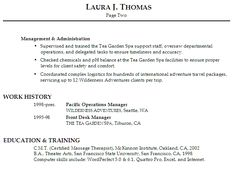 Example Of Objective Glamorous Police Captain Resume Example  Httpwww.resumecareerpolice .