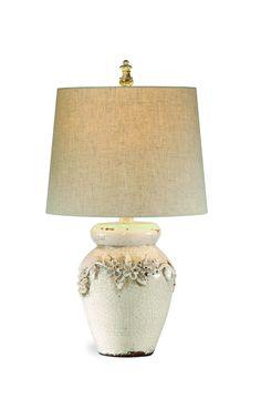 Corinne Table Lamp  http://www.franceandson.com/corinne-table-lamp.html