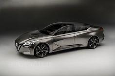 A Nissan Vmotion 2.0 a japánok jövőbeli irányzatát vetíti előre galériája - Autónavigátor.hu